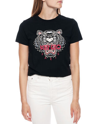 Kenzo Classic T-Shirt Tiger Classic Black