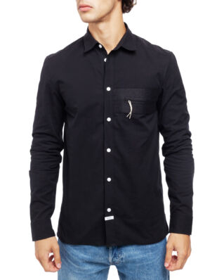 Kenzo Cotton Casual Shirt Black