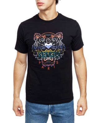 Kenzo Gradient Tiger T-shirt 99 Black