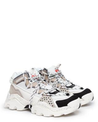 Kenzo Inka Sneakers Pale Grey