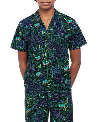 Kenzo Junior Disco Jungle Shirt Black