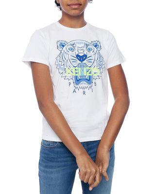Kenzo Junior Tiger T-shirt Optic White