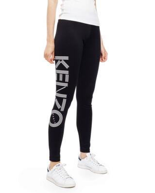 Kenzo Kenzo Logo Legging Black
