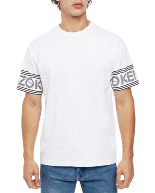 Kenzo KENZO Logo T-shirt White