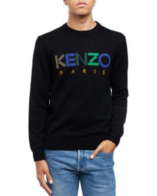 Kenzo Woollen KENZO Paris jumper Black