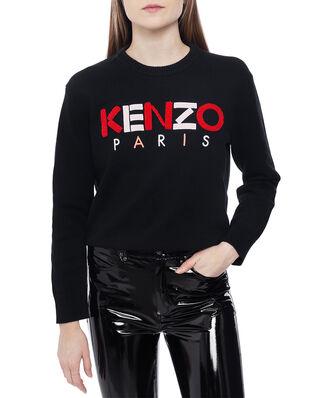 Kenzo Kenzo Paris Jumper Black