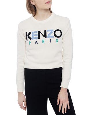 Kenzo Kenzo Paris Jumper Ecru