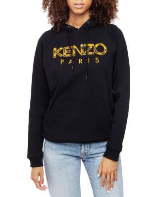 Kenzo KENZO Paris 'Peonie' Hoodie Black