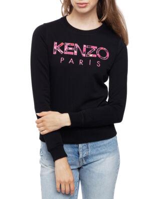 Kenzo KENZO Paris 'Peonie' Sweatshirt Black