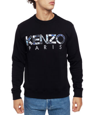 Kenzo 'KENZO World' Kenzo Paris Sweatshirt Black