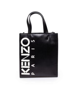 Kenzo Kontrast Tote Bag Black
