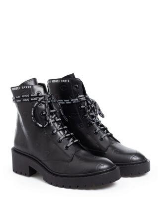 Kenzo Pike Eye Boots Black