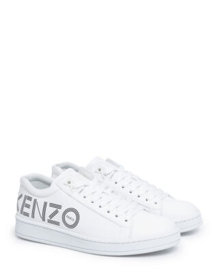 Kenzo Tennix Low Top Sneaker 01 White