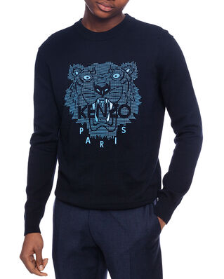 Kenzo Tiger Jumper Midnight Blue