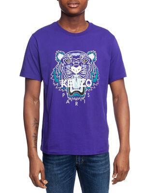 Kenzo Tiger T-shirt Plum Blue