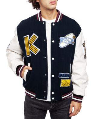 Kenzo Varsity 'Tiger Mountain' Jacket Navy Blue