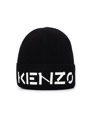 Kenzo Beanie Black