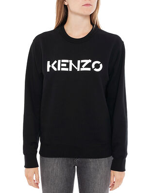 Kenzo Classic Fit Sw Kenzo Logo Black