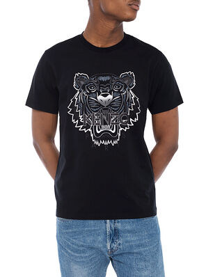 Kenzo Gradient Tiger Classic t-shirt Black