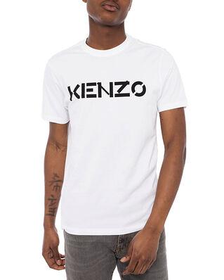 Kenzo Logo Classic T-shirt White