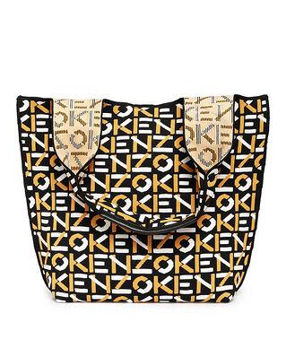 Kenzo Shopper/Tote Bag Golden Yellow