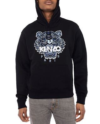 Kenzo Tiger Classic Hoodie Black