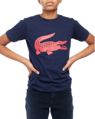 Lacoste Junior TJ2910 Navy Blue/Red