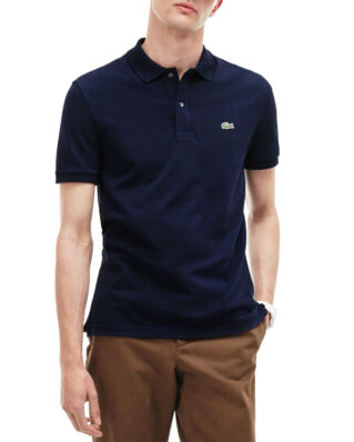 Lacoste PH4012 Pique Slim Fit Navy Blue