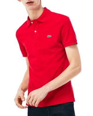 Lacoste PH4012 Pique Slim Fit Red