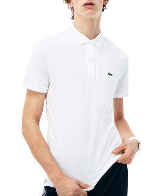 Lacoste PH4012 Pique Slim Fit White