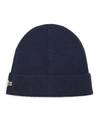 Lacoste RB3502 Wool Beanie Marine
