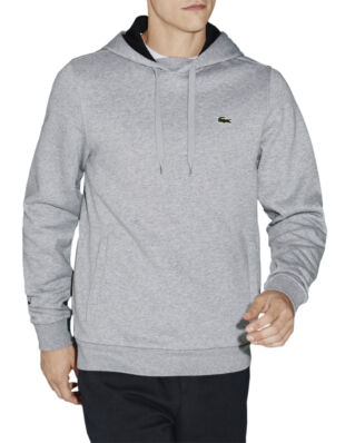 Lacoste SH2128 Hood Silver Chine/Navy Blue