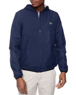 Lacoste BH5176 Navy Blue/White