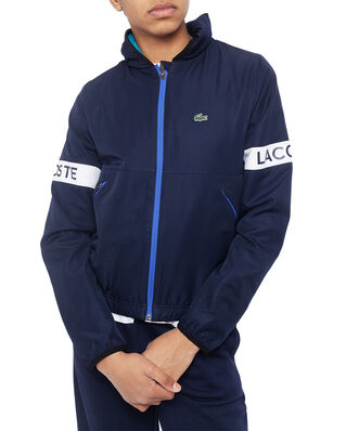 Lacoste Junior BJ3289 Navy Blue/Cuba-White-Obscurity