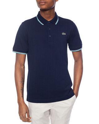 Lacoste YH7900 Navy Blue/Haiti Blue-White