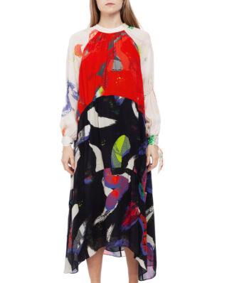 LaLa Berlin Dress Dido Kufiya Strokes