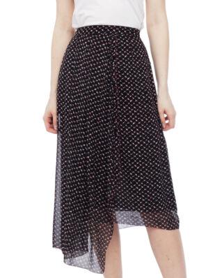 LaLa Berlin Skirt Kali Tinted Kufiya Dark