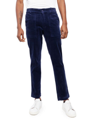 Legends Ventura Corduroy Trousers Navy