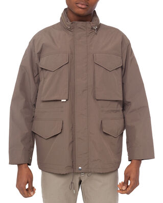 Legends Avalon Utility Jacket Taupe