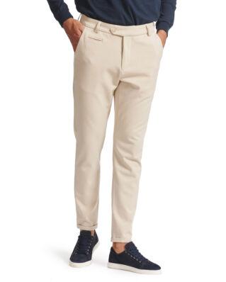 Les Deux Como Suit Pants Khaki