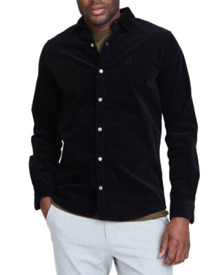 Les Deux Felix Corduroy Shirt Black