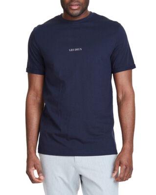 Les Deux Lens T-Shirt Dark Navy