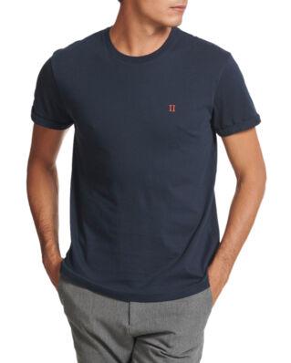 Les Deux Nørregaard T-Shirt Dark Navy