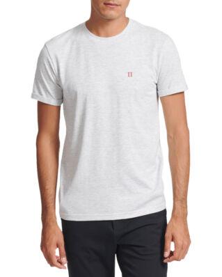 Les Deux Nørregaard T-Shirt Snow Melange