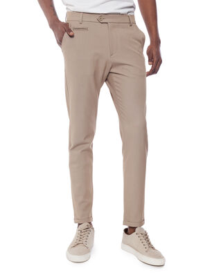 Les Deux Como LIGHT Suit Pants Light Brown Insence