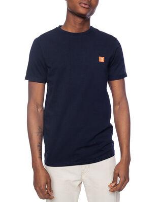 Les Deux Encore Sweatshirt Dark Navy/Sky Blue