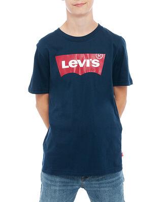 Levis Junior Batwing Tee Dress Blues