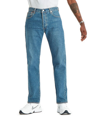 Levis 501 93 Straight Bleu Eyes Peak Dark Indigo - Flat Finish