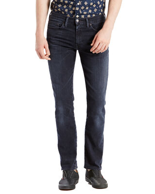Levis 511 Slim Headed South Dark Indigo - Worn In