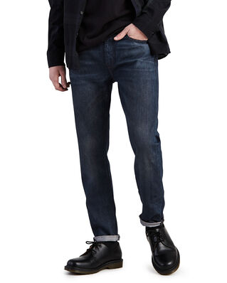 Levis 512 Slim Taper Headed South Dark Indigo - Worn In